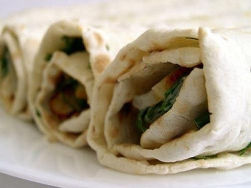 Закуска в лаваше – кулинарный рецепт