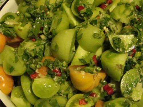 Помидорки – кулинарный рецепт